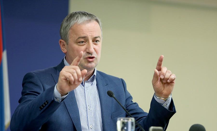 """""""Srpski narod ne prašta izdaju"""" Borenović istakao da Dodik ide utabanim stazama ka NATO savezu"""