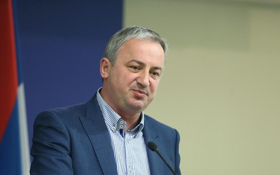 Borenović: Ne učestvujemo u formiranju novog političkog bloka