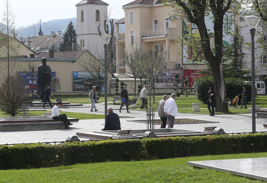 GRAĐANI BANJALUKE BIRAJU Glasajte za najbolji dizajn javne česme u Parkiću (FOTO)