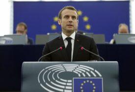 """NOVA POLITIKA PREMA SAD? Makron: """"Ne dozvolimo da Evropi druge SILE ODREĐUJU KURS"""""""