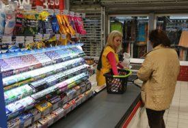 KUPOVNA MOĆ U FBiH U decembru potrošačke cijene niže za 0,3 odsto
