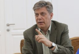 Lars-Gunar Vigemark za SRPSKAINFO: Ne očekujte da vam EU rješava POLITIČKE PROBLEME