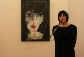 PLEMENITA IDEJA Akademska slikarka poklanja svoje radove na Trgu Krajine
