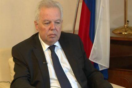 Ivancov: Slanje pojačanja EUFOR-u tokom opštih izbora u BiH je POGREŠNA PORUKA