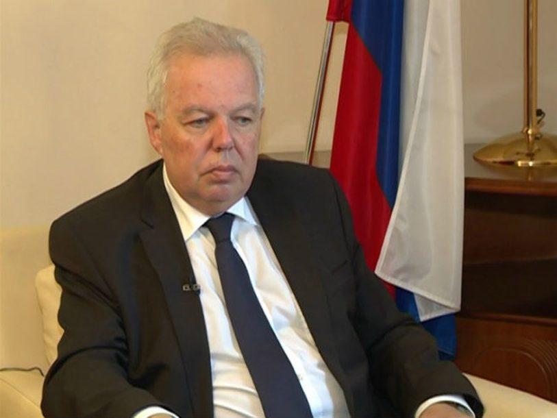 """""""TREBA LI DA ZOVEM DODIKA"""" Ruskom ambasadoru nisu dali da uđe na ceremoniju otvaranja EYOF-a"""