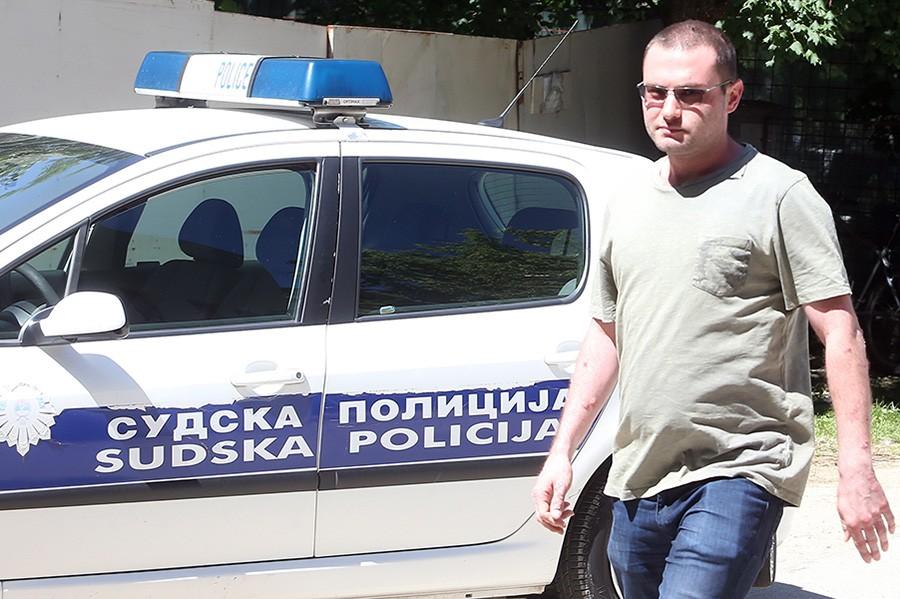 "Slučaj ""zaljubljeni haker"": Predrag Timotić negirao krivicu"
