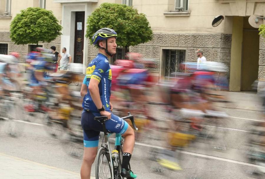 Slovenac Gašper Katrašnik pobjednik biciklističke trke Beograd-Banjaluka
