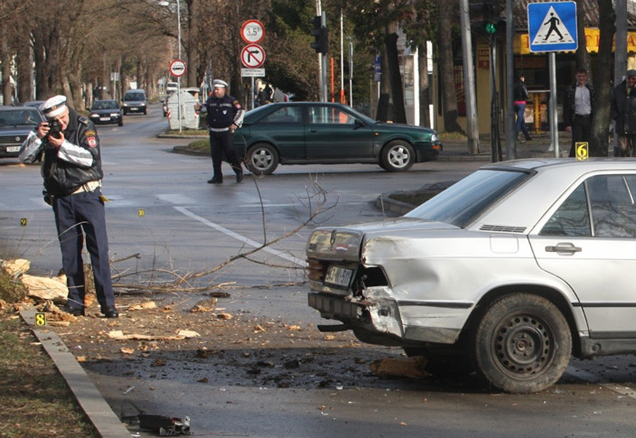 POJAČANE KONTROLE DALE REZULTATE Smanjen broj poginulih u saobraćajnim nesrećama