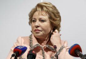 Matvijenko: Razmjena zatvorenika je samo prvi korak boljih odnosa sa Ukrajinom