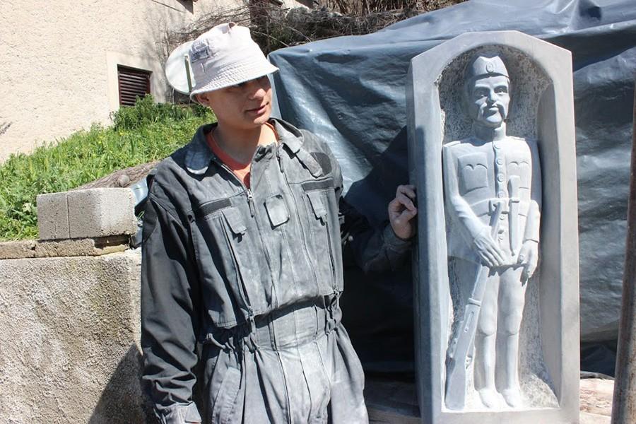 Krajputaš junaku Velikog rata u Bileći