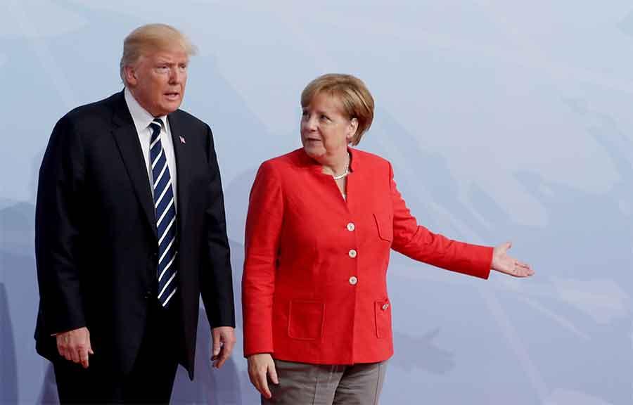 Merkel: Odnosi sa Vašingtonom od ključne važnosti za Berlin