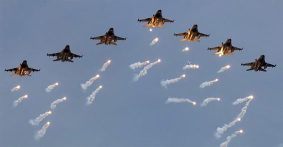 SVE ZBOG VANZEMALJACA Američke vazdušne snage se izvinile se zbog prijetnji građanima (FOTO)