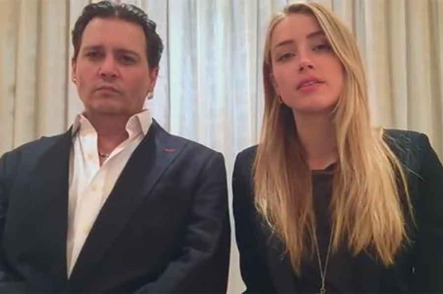 STRASTI SE NE SMIRUJU Bivša žena Džoni Depa optužila slavnog glumca za nasilje