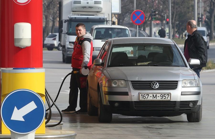 SLOBODNO FORMIRANJE CIJENA Ukinuto ograničenje marže na gorivo
