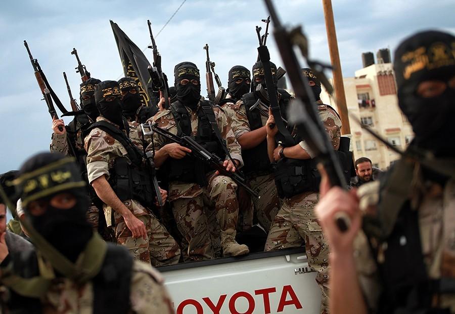 NOVI UDARI ISLAMISTA Napadnute kurdske snage u Raki