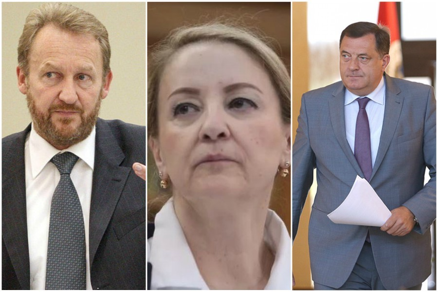 Dodik: Pošto se s Izetbegovićem ništa ne može dogovoriti, bilo bi bolje da je NJEGOVA SUPRUGA u Predsjedništvu
