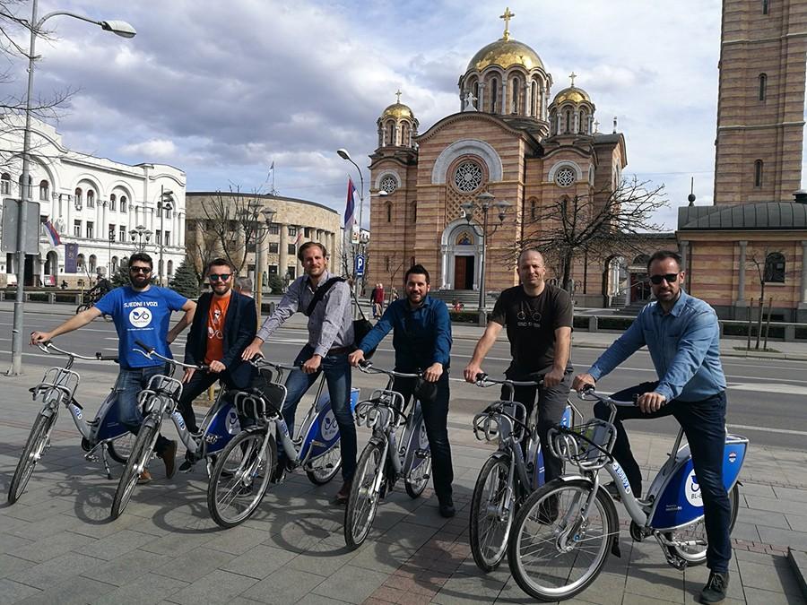 Evropska sedmica mobilnosti: Obilazak Banjaluke na DVA TOČKA