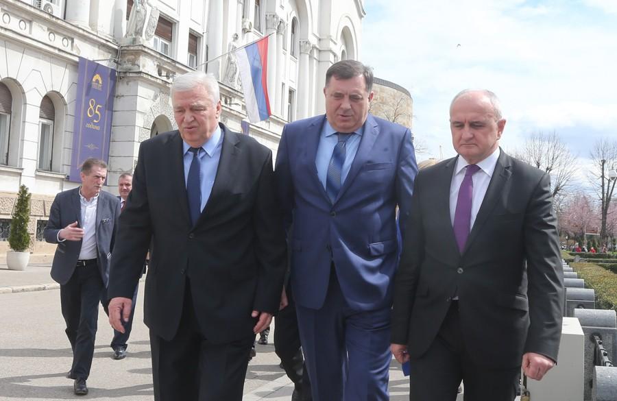 Dodik: Kandidati vladajuće koalicije realni pobjednici na predstojećim izborima