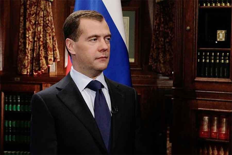PROMJENE U KREMLJU Nakon Putinovog govora Medvedev DAO OSTAVKU i raspustio vladu