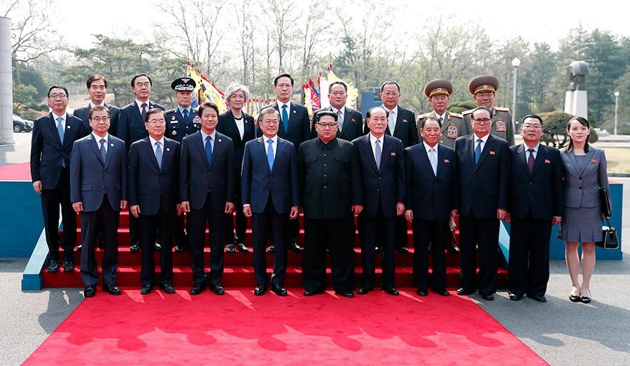 KLJUČNI IGRAČ Istorijskom sastanku dvije Koreje prisustvovala je samo jedna ŽENA