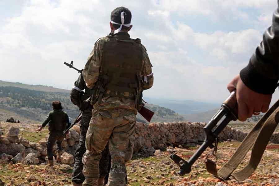 SPREMNI NA SVE Damask riješen da se suprotstavi bilo kakvoj agresiji Turske