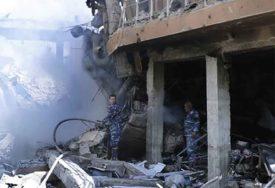 Bombaš samoubica ubio najmanje 10 ljudi