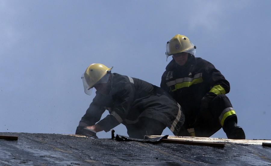 Grude: U požaru smrtno stradala žena