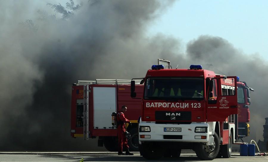 NE PRIJETI KUĆAMA Pod kontrolom požar u Mišinom Hanu