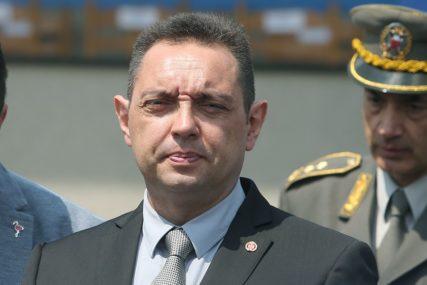 Vulin poručio: Vučić jedini slobodni lider na Balkanu