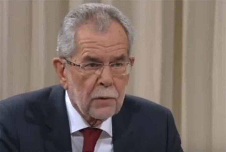 Van der Belen: Bregzit ne utiče na proces proširenja EU