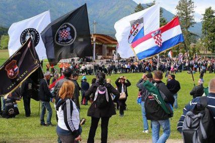 Austrija: Za desničarski pozdrav Hrvatu dvije godine robije