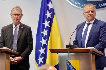 Sastanak delegacija Velike Britanije i BiH: Otkloniti vizne poteškoće između zemalja