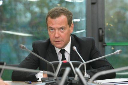 Medvedev i Jildirim razgovarali o izgradnju Turskog toka