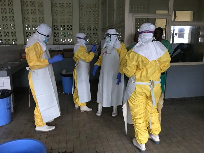 U Kongu potvrđena četiri slučaja EBOLE