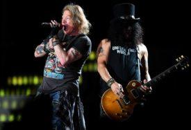 """NOVA POTVRDA IZ REDOVA BENDA """"Guns N' Roses""""definitivno snimaju album"""