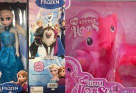 KUPCI U HRVATSKOJ ŠOKIRANI Na polici sa dječijim proizvodima prodaju se seksualne igračke (FOTO)