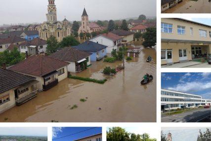 IZDAŠNA POMOĆ VRATILA ŽIVOT Zahvaljući donacijama u Šamcu nakon majskih poplava 2014. obnovljene škole, institucije, kuće...