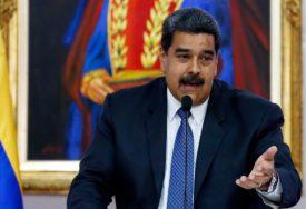 VENECUELA PREGOVARA SA SAD Maduro potvrdio kako su u kontaktu sa Vašingtonom