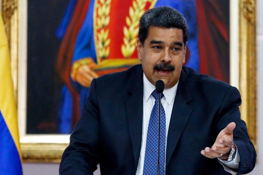 POJAČAN PRITISAK NA PREDSJEDNIKA VENECUELE Amerika uvela sankcije sinu Nikolasa Madura