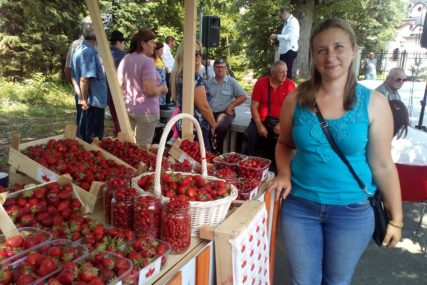 Unosna proizvodnja trešnje i jagode u Laktašima: Prvi novac za mirnije ljetne dane