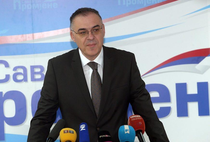 Milan Miličević za SRPSKAINFO: Trka za lidera SDS još nije završena