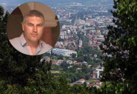 """MOJA BANJALUKA Ljubiša Kovačević: """"Igrališta su lijepa"""""""