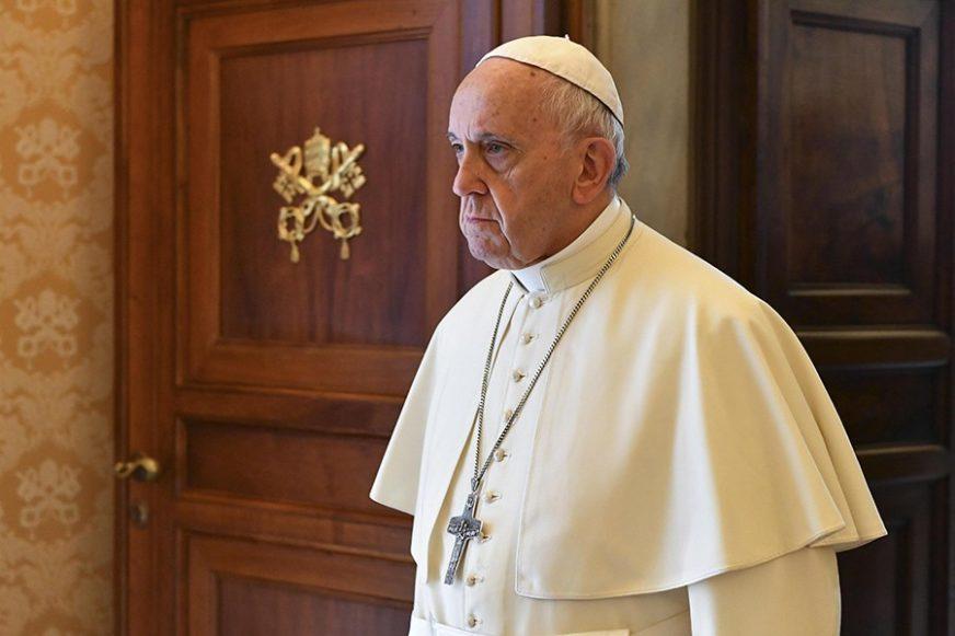 TREBA PRONAĆI ZAJEDNIČKO RJEŠENJE Papa Franjo jasno protiv otuđivanja imovine SPC