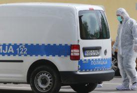 PROLAZNICI ZATEKLI STRAVIČAN PRIZOR Iza banke u Doboju pronađeno tijelo muškarca
