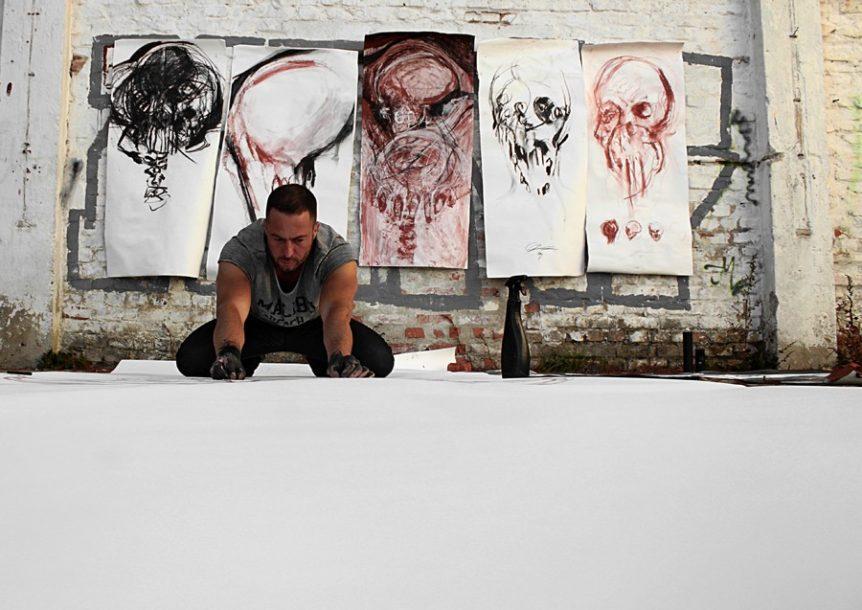 Izložba akademskog slikara Renata Rakića u Beču: Upozorenje na kratak životni vijek