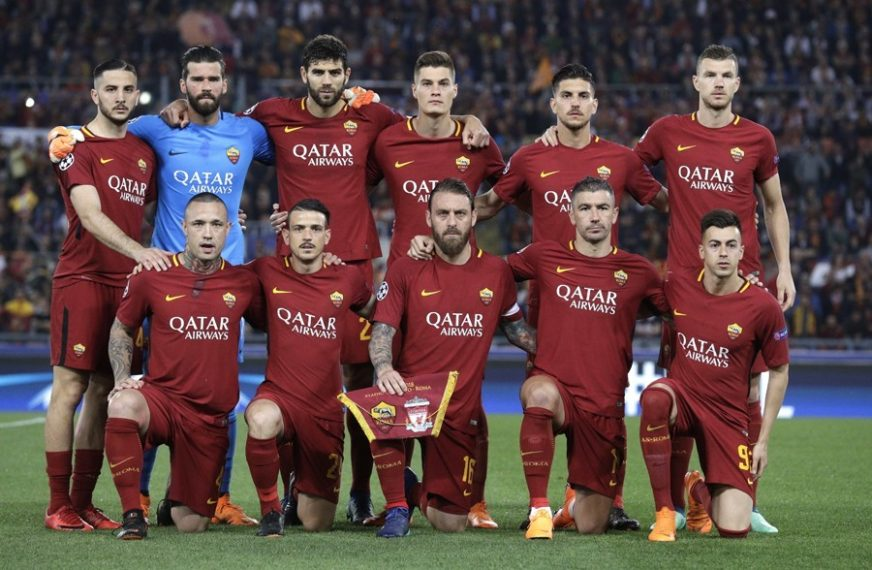 OZBILJNA CIFRA Roma od Lige šampiona zaradila skoro 100 miliona evra