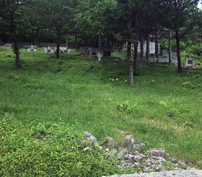 NAGORJELI ILI UGLJENISANI Na području Berkovića pronađeni dijelovi više posmrtnih ostataka