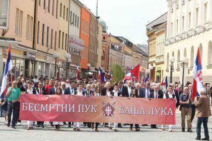 U Banjaluci obiježavanje Dana pobjede na fašizmom: Na prostoru bivše Jugoslavije stradalo oko 1,7 miliona ljudi