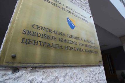 CIK: Kandidati za Savjet ministara BiH ispunjavaju uslove