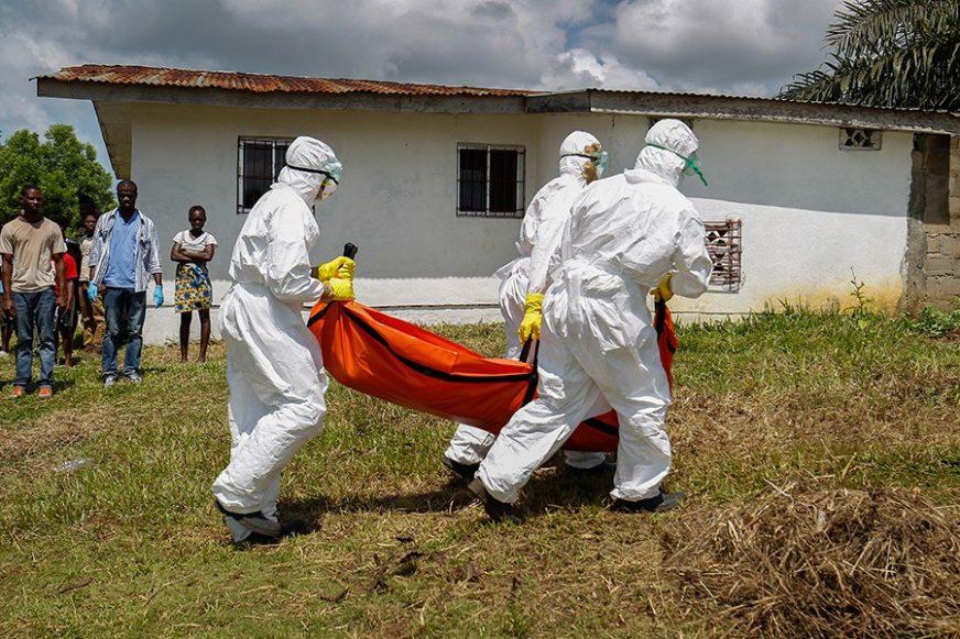 RASTE BROJ SMRTNIH SLUČAJEVA Epidemija ebole izmakla kontroli